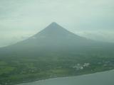 活火山です!