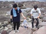 陸上清掃2