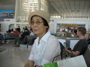 マニラ空港