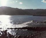 宇佐美のビーチ