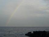 おっきな虹