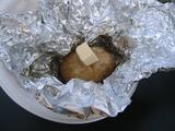 ジャガバターしかも新種の芋です