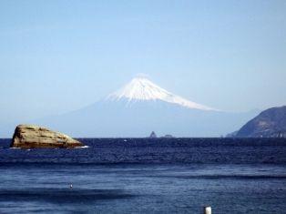 絶景!やっぱり富士山
