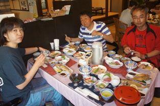 「たら」の夕飯♪