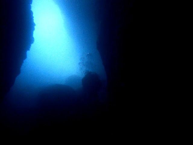 コソガ洞窟2