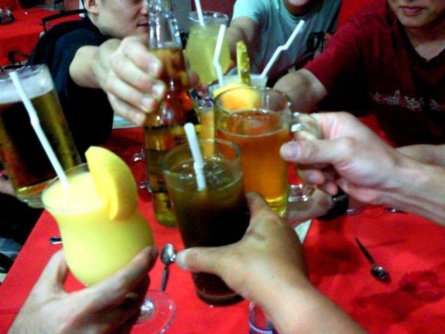 乾杯 (2)
