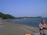 湾内限定Day!海穏やか。