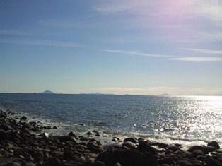 良い海です