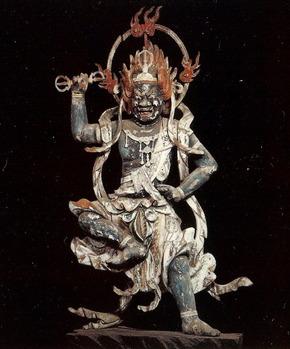蔵王権現像