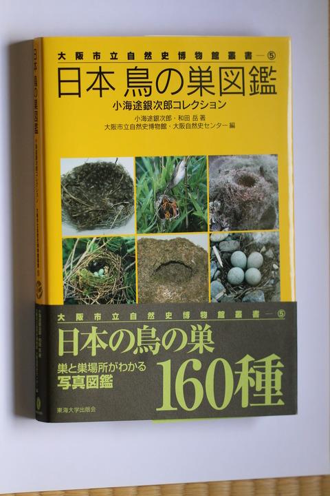 日本鳥の巣図鑑