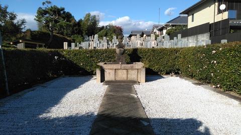 旭姫墓所、凌雲山、南明禅院KIMG0741