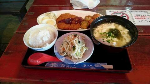 DSC_0241ゆし豆腐定食