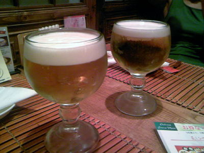 特大ビール