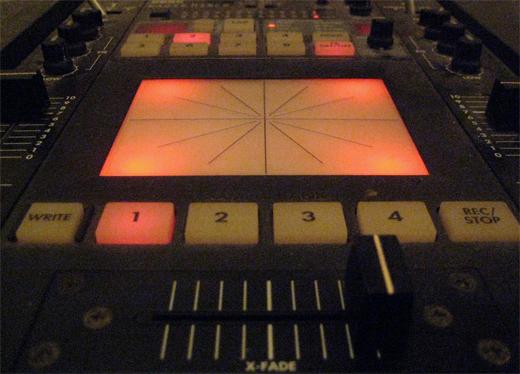 kaoss mixer