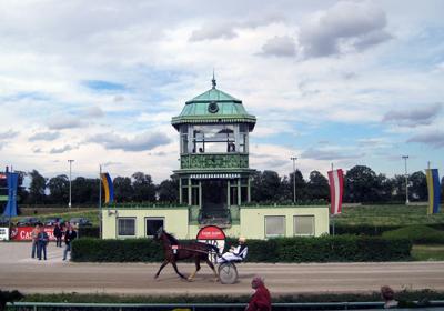 バーデンの競馬場