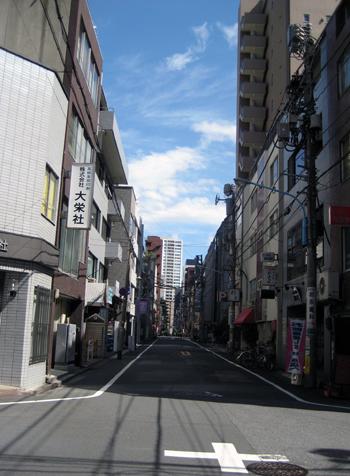 新宿一丁目