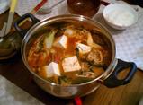 チゲとは朝鮮語で煮物の意