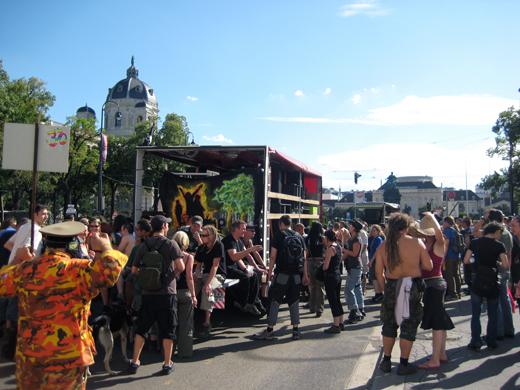 ウィーンパレード