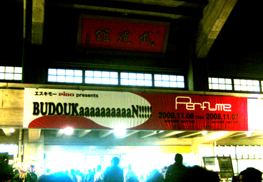perfume 武道館