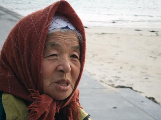 気仙沼のおばあちゃん