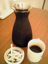 コーヒ&シガレッツ