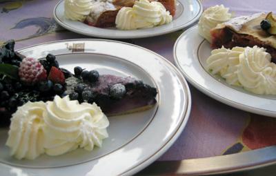 オーストリーのケーキ2