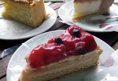 オーストリーのケーキ3