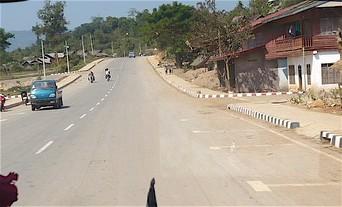 ラオス南北回廊