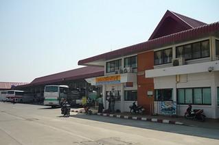 チェンライ第2バスターミナル