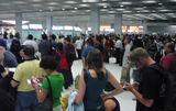 スワンナプーム国際空港の入国審査
