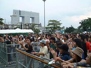 タイの観客