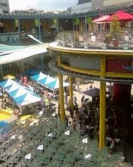 タイフェスティバル2008京都会場全景