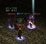 3人イン神殿4F