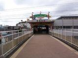 宝山寺 鳥居前駅