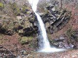 不動の滝(人影の滝)