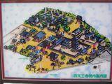 四天王寺境内図