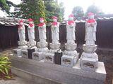 不動寺のお地蔵さん