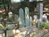 珊瑚寺 多宝塔 板碑