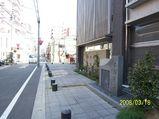 本能寺跡地の前面道路