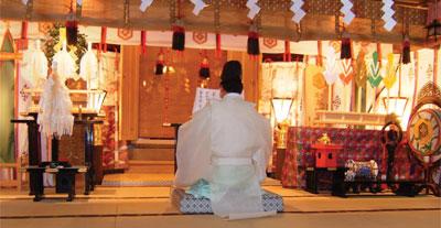 大黒神社 社殿