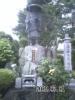 090701_不動寺・修行大師像