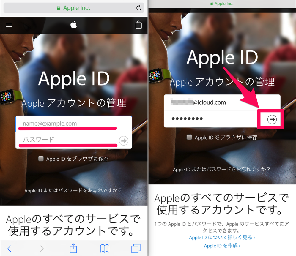 Appleid management login