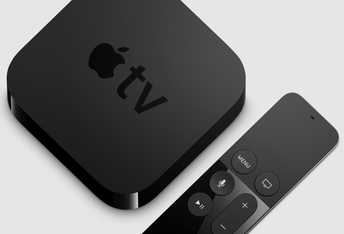 New apple tv title