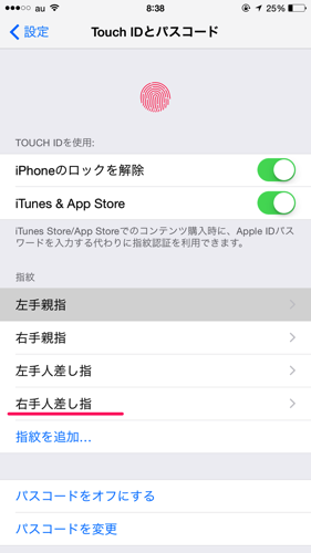 Ipone touchid add 11