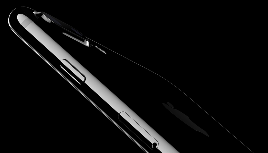 Iphone7 jet black