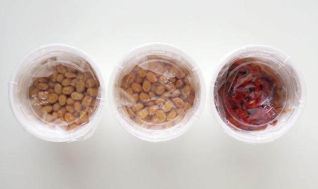 2+1の納豆キムチ