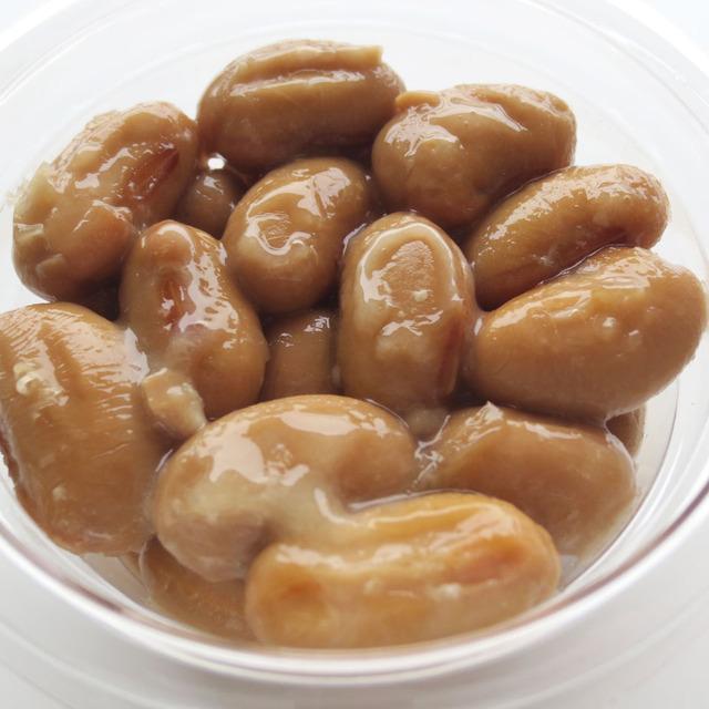 長径22-23ミリの超極大粒の豆