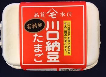川口納豆卵