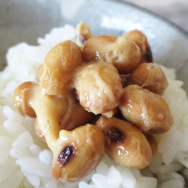東京納豆onご飯