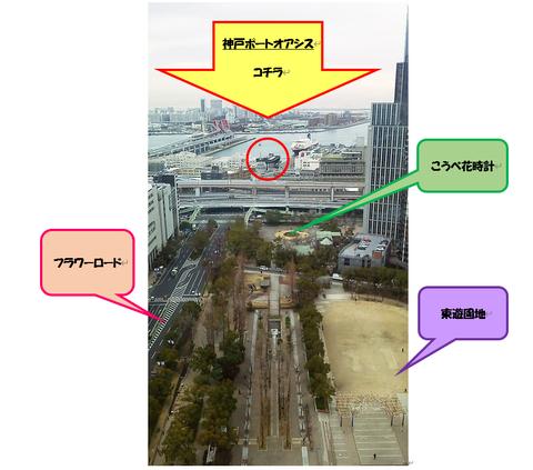 神戸ポートオアシス案内写真
